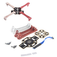 Hot Sale F450 4 Axis MultiCopter Quadcopter Quadrocopter Kit Frame 450F Multi Rotor Airframe Kit Frame