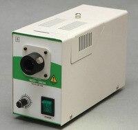 150W Halogen Cold Light Source Fiber Optic Microscope Light Oral Endoscope 95 240V
