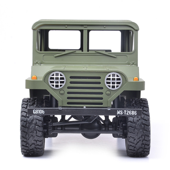 DIY Remote Control Car Toy Off-Road Kids Gifts Racing Four-Wheel Drive Climb RC Truck Vehicles