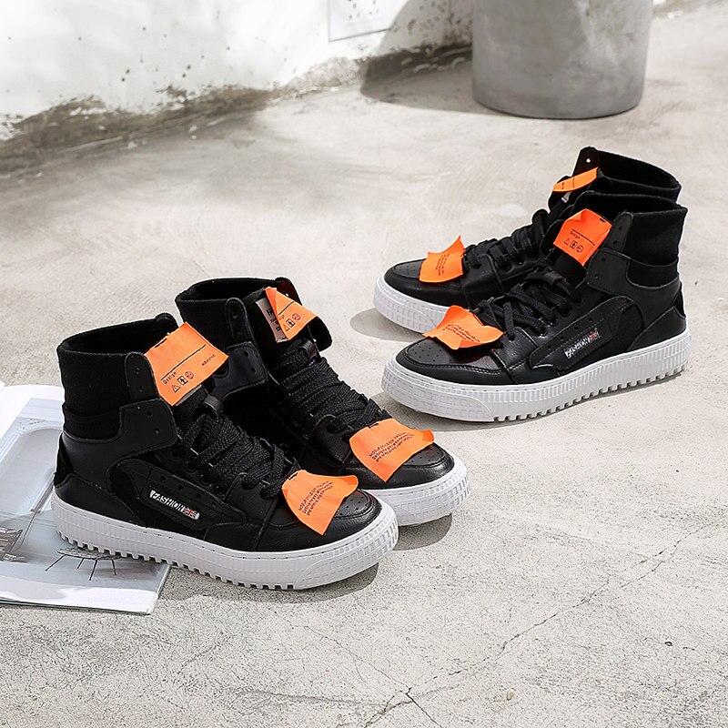 Hombre Feminino Sneakers Hommes Style Deportivas A Classique Zapatillas b Cuir Véritable Tenis Casual Plat c Toile En Chaussures 6Awqxn4Xw