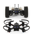 New Arrival RC Drone DIY Land&Sky 2In1 High Hold Mode Balance Car with 3D Flips RC Quadcopter Airphibian Flying Car For Toy Gift