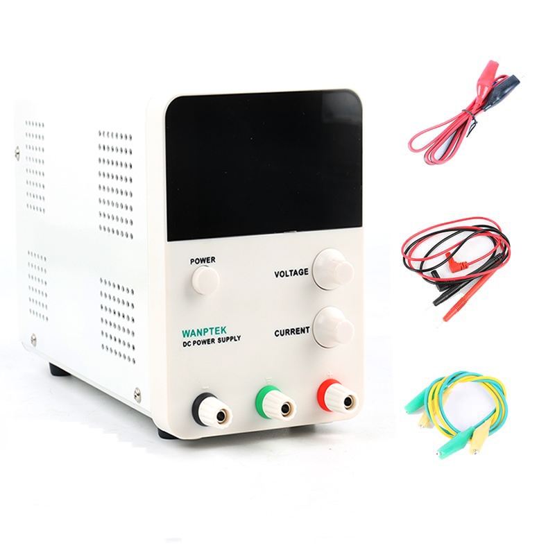 high quality DC power supply adjustable switching DC power High precision 0.01V/0.001A 0~32V 0~5.2A Voltage regulator for repair dc power supply uni trend utp3704 i ii iii lines 0 32v dc power supply