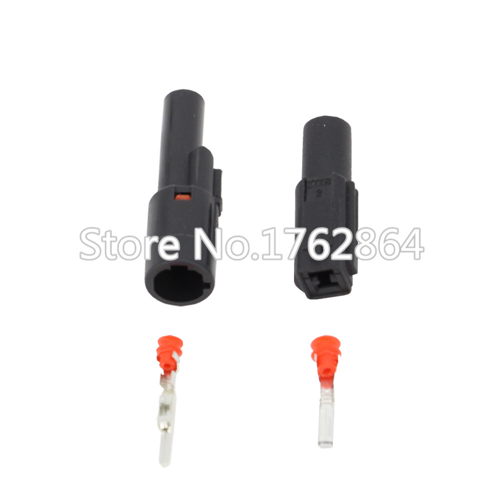 1 Pin Male Female Kit Auto Electrical Wiring Harness Power Connector Plug  DJ7013Y 2.3 11/21-in Connectors from Lights & Lighting on Aliexpress.com |  Alibaba ...