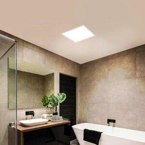 Image 5 - Yeelight LED Downlight Ultra Thin Dustproof LED Panel Light Bedroom Ceiling Lamp For Smart Home Kits