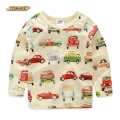 Boys T-shirt Car 2017 Spring New Children's Clothing Baby Bottoming Shirt Brand Boys Clothes Boy Kids Cotton T Shirts Carter Top