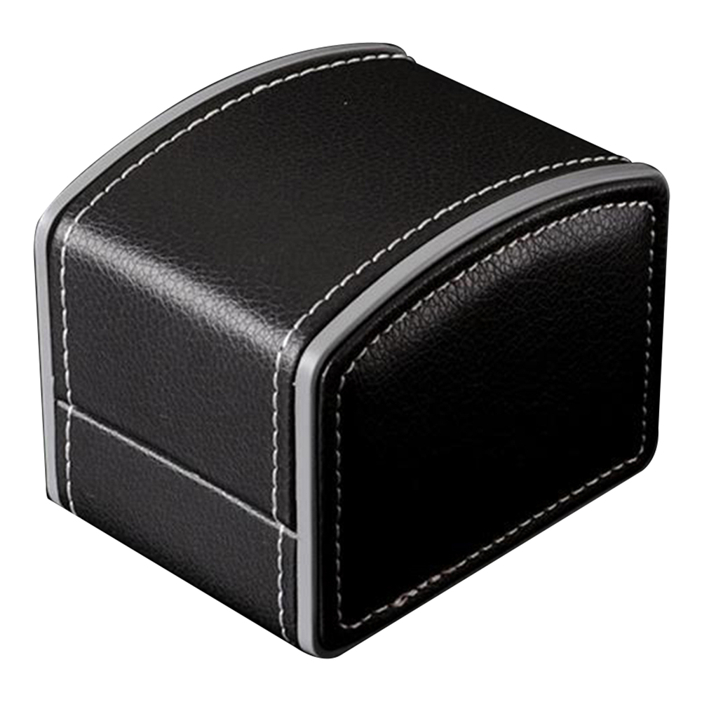 все цены на Luxury Watch Winder Display Storage Holder Faux Leather Durable Bracelet Bangle Jewelry Watch Box Gift Case