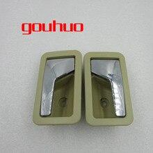 Elegant 1PCS For Lifan 520 Old Model Inner Door Handle Beige Door Handle(China)