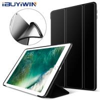 Fall für iPad Mini 4 Ultra Slim Leichte Smart Fall mit Auto Sleep/Wake Silikon Weichen TPU Rückseitige Abdeckung für iPad Mini 3 2 1 7 9-in Tablets & E-Book-Hülle aus Computer und Büro bei