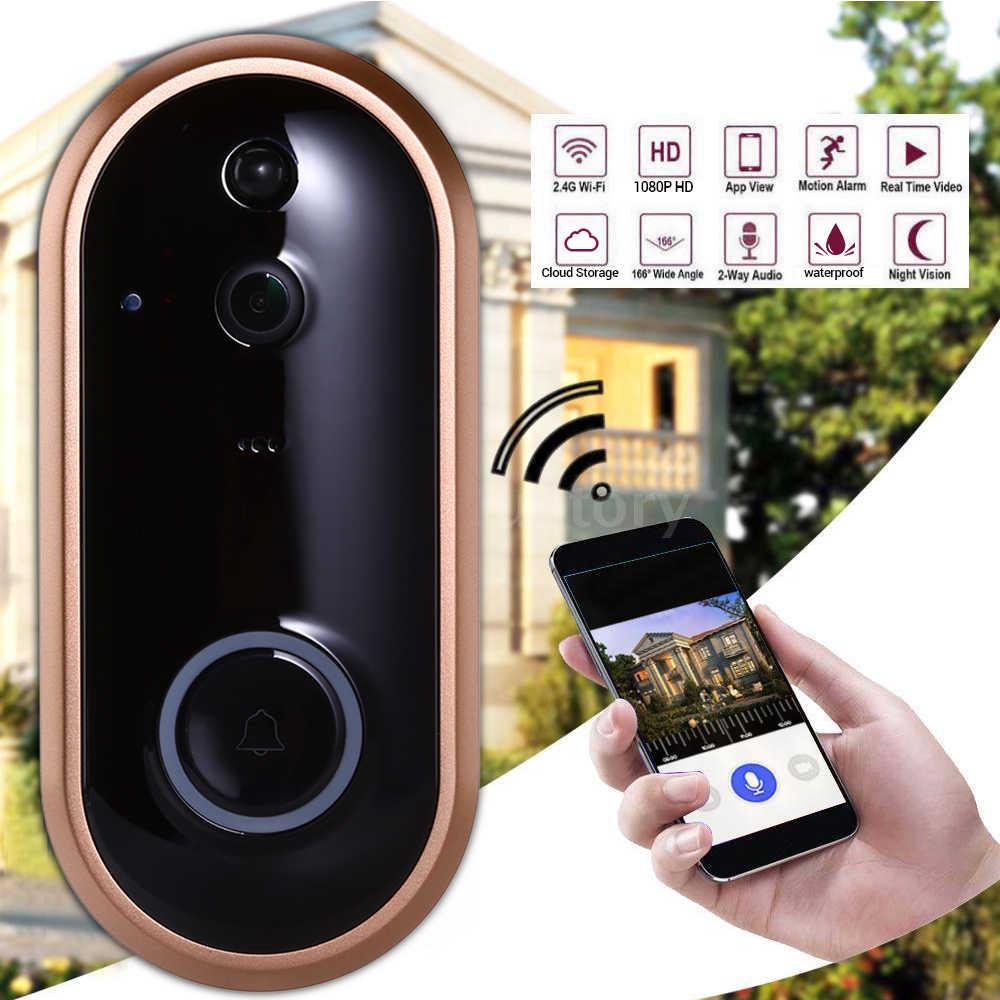 Detail Feedback Questions About 1080p Smart Wifi Doorbell Intercom