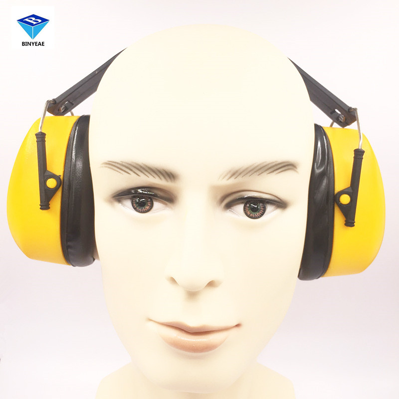 Professional Soundproof Earmuff Protective Ear Plugs Anti Noise Tactical Outdoor Hunting Shooting Hearing Protection