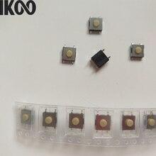 Автомобильная кнопка переключения клавиш для Renault ключ тактильные кнопочные микропереключатели