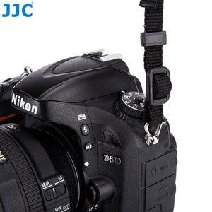 Image 4 - JJC DSLR Neoprene Dây Đeo Cổ Phát Hành Nhanh Camera Vai Cho Canon 1300D/Sony A6000/Nikon D5300/D3200/D750 Nhanh Chóng Camera Dây Đeo