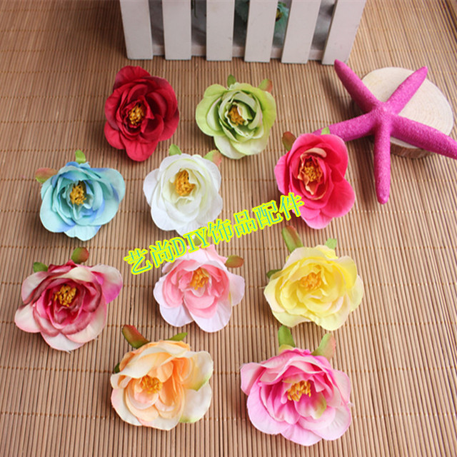 55cmsmall fabric ccamellia head real touch silk roses headsartificial hair brooch flower on clipsgarlandbridal hair pieces in artificial dried 55cmsmall fabric ccamellia head real touch silk roses headsartificial hair brooch mightylinksfo