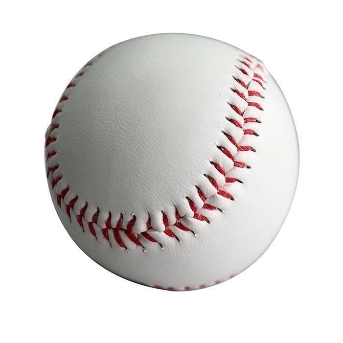 "9/"" Soft Leather Sport Practice /& Trainning Base Ball BaseBall Softball New XB"