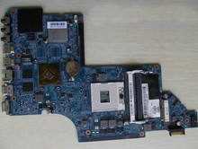free shipping ! 100% tested 665347-001 board for HP pavilion DV6-6000 DV6 motherboard with for Intel HM65 chipset