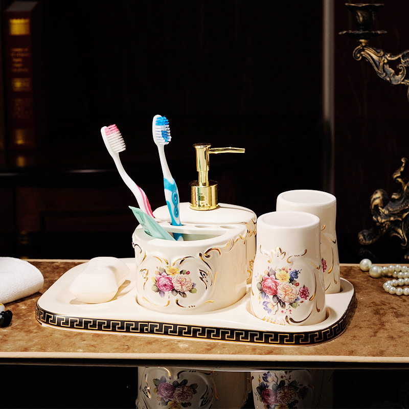 Style Ceramic Bathroom, Four Piece Bathroom Articles