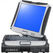 Toughbook CF19 CF-19 CF 19 Laptop Mit I5 4G Ram 500G HDD Win 7 Auto Diagnose Auf- board Computer Auto Autocomputer