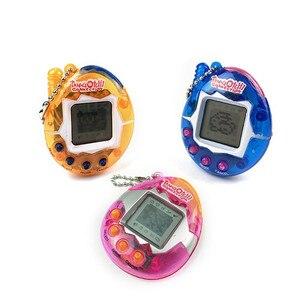 Прямая поставка, много цветов, 90S ностальгические 49 домашних животных в 1, виртуальный интернет-игрушка для домашних животных, электронные брелки с домашними животными, игрушки