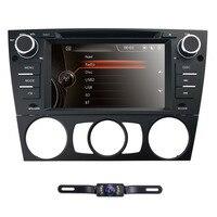 Автомобильный Авторадио, dvd плеера 1 Дин gps Navi для BMW E90 E91 E92 E93 с BT Bluetooth Canbus с рулевого колеса RDS RearCAM карта