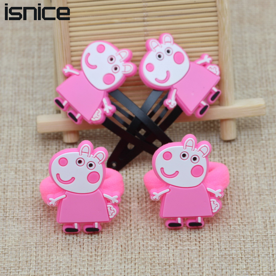 isnice 8pcs/lot ,Hair ornament Colorful