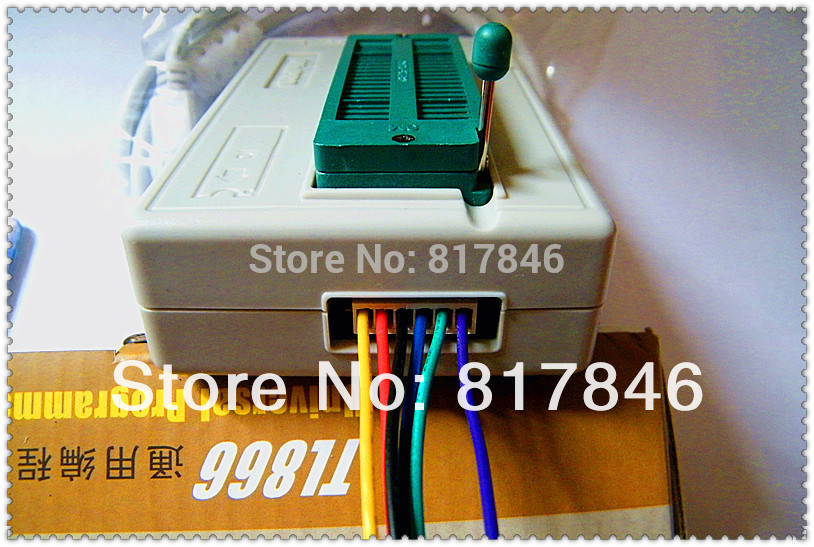 V8.05 TL866II PLus Universal USB Bios Programmer ICSP FLASH\EEPROM\MCU 1.8V nand flash 24 93 25 better Than TL866A/CS+15 adapter original minipro tl866a programmer tl866 universal mcu usb programmer ezp2013 rt809f v7 21 tl866ii plus better than tl866cs