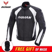 DUHAN Men S Spring Autumn Motorcycle Jackets For Men Motorbike Jacket Racing Jacket