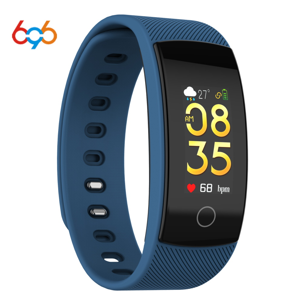 696 NEW QS80 PLUS Smart Watch With Heart Rate Blood Pressure Blood Oxygen Fitness Step Tracker IP67 Waterproof For Android & IOS696 NEW QS80 PLUS Smart Watch With Heart Rate Blood Pressure Blood Oxygen Fitness Step Tracker IP67 Waterproof For Android & IOS