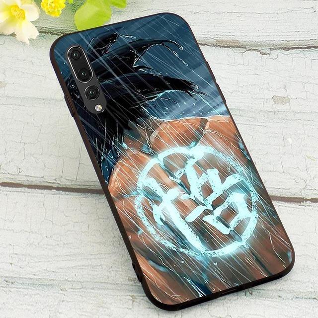Dragon Ball Z Goku TPU Cover Case for Huawei Models