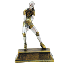 Sports Volleyball Players Statue Figurines Resin Crafts Office Decorative Sculpture Classic Model Figurines Home Decorations Toy недорого