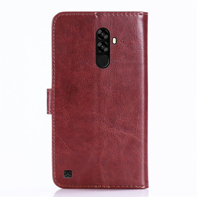 GUCOON Vintage Wallet Case for HOMTOM S99 S99i 5.5inch PU Leather Classic Book Flip Cover Magnetic Fashion Cases