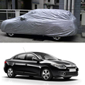 1Pcs Car Styling Anti UV Car Cover Sun Dustproof  Outdoor Cover for Renault Fluence
