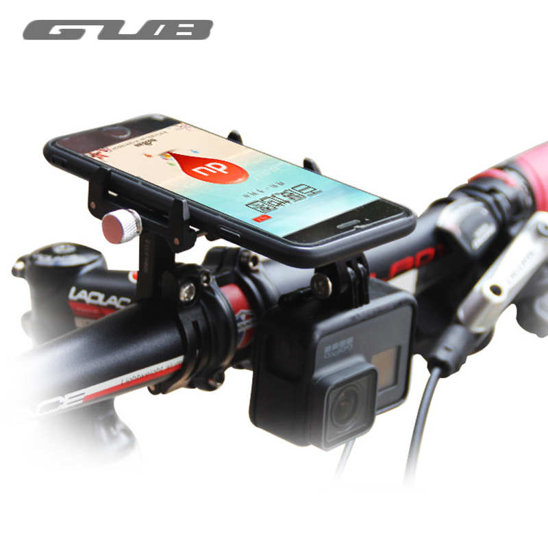 GUB 3.5-6.2 New Update Phone Bicycle Holder Road MTB Bike Rack Handlebar Phone Bicycle Stand Adjustable Mount Bike Bicycle Rack bicycle phone holder universal mtb bike handlebar mount holder cell phone stand bicycle holder cycling accessories parts