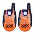 M602 Mini Radios de 2 Vías Walkie Talkies PMR FRS/GMRS 8/22 Canales 2 unid CB Radio Comunicador con LED linterna