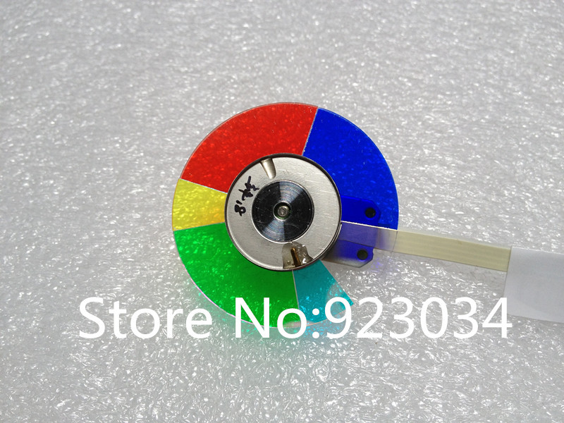 ФОТО Wholesale Projector Color Wheel for  Dell 1609wx  Free shipping