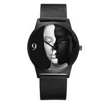B-9011 BAOSAILI Neueste Druck Bild Armbanduhren Männer Frauen Japan Quarzwerk Hand Uhr Wasserdicht Uhren Frauen