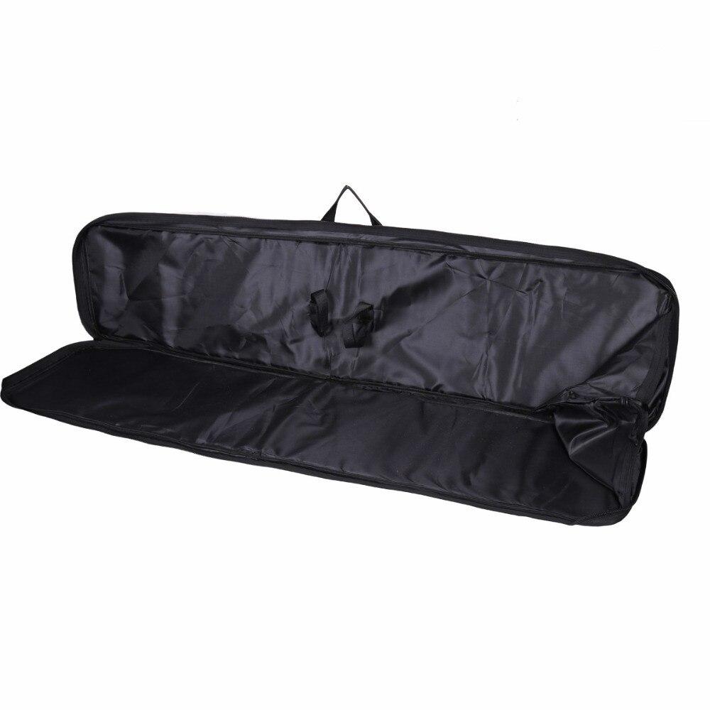 85 CM tactique pistolet sac fusil étui Air mallette à fusil couverture unique épaule poche chasse porter sacs sac à dos