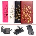 Para lenovo a1010 caso estilo de livro de luxo moda flip magnético carteira de couro caso capa protetora para lenovo a1010 1010