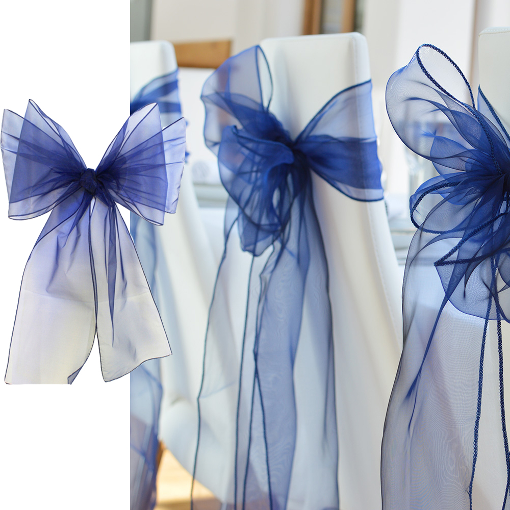 Online Get Cheap Tulle Chair Covers Aliexpress Com