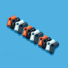 20Pcs/Lot TECHNIC PARTS Angle Connector #4 Building Block Parts Toys For Children Compatible with No. 32192