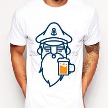 Captain Beer men's t-shirt