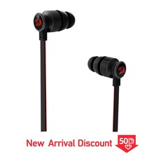 Redragon Pro E200 Gaming Earphone In-Ear Earbud Heavy Bass Mircophone For Phone Computer Headset With Mic For XBOX PS4 Iphone8 цена и фото