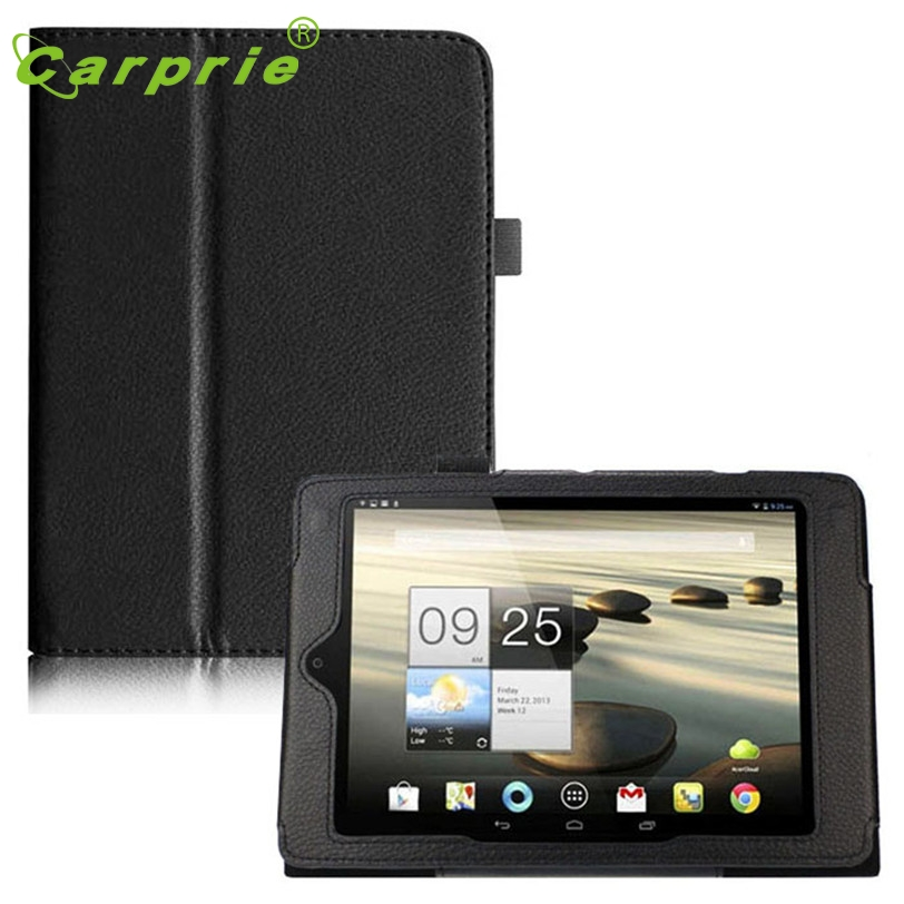 CARPRIE Folio Leather Case Cover Stand For Acer Iconia A1 A1-810 7.9 Tablet Feb8 MotherLander