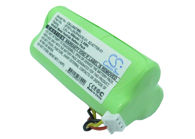 Bar Code Scanner Battery For Symbol Ls4278 Pn Btry Ls42raaoe 01