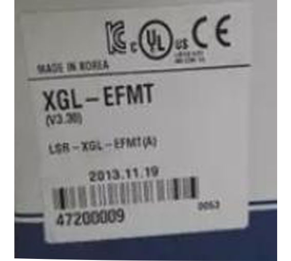 XGL-EFMT PLC Ethernet Coaxial cable Communication module new original 1756 eweb plc 100 mbps communication rate controlnet communication module
