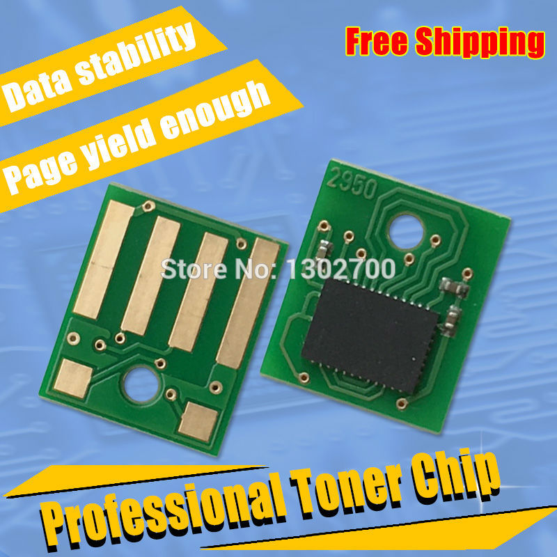 52D1H00 521H toner cartridge chip For lexmark MS810 MS811 MS812 MS 810dn ms811dn 812de 810 812 powder refill reset North America mlt d101s cartridge toner reset chip for