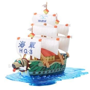 Barco de Garp Figuras de One Piece Merchandising de One Piece