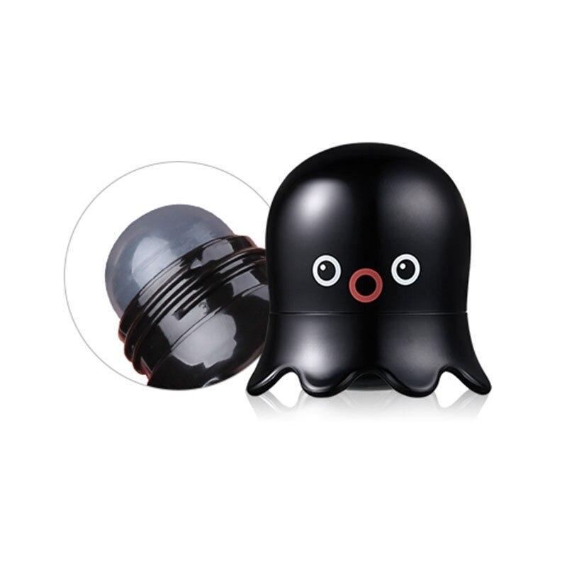 Korea Cosmetic Tako Pore Blackhead Scrub Stick 10g Face Scrub Exfoliating Dead Skin Blackhead Remover Shrink Pore Brightening
