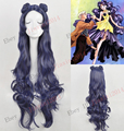 Hot sale ! Sailor Moon Luna cosplay wig long wavy famale fashion style party wig HD-833 free shipping