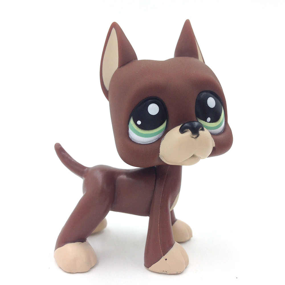 Detail Feedback Questions About Lps 1519 Toys Green Eyes Great Dane