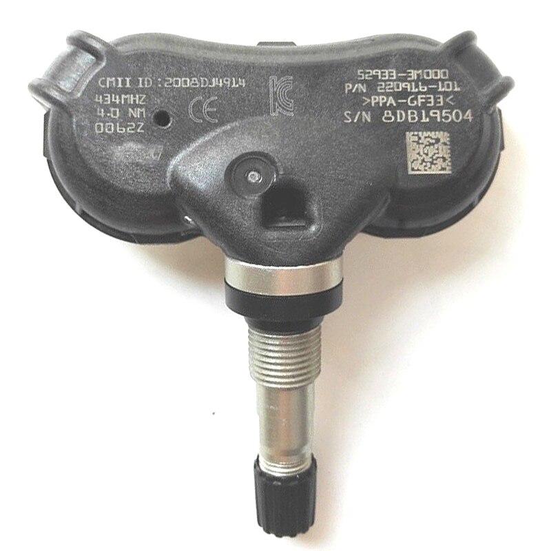купить 52933-2S410 For Kia Sportage Hyundai IX35 Elantra Tire Pressure Monitoring System Tire Pressure Sensor TPMS Sensor 529332S410 по цене 1487.79 рублей